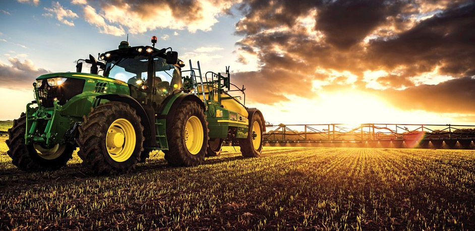 John Deere Graphic Wallpaper