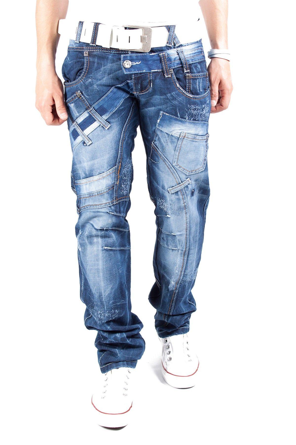 Kosmo Lupo Jeans Blau Km253 1S1H.DE - www.1s1h.de kosmo-lupo-jeans ... e2534c276a