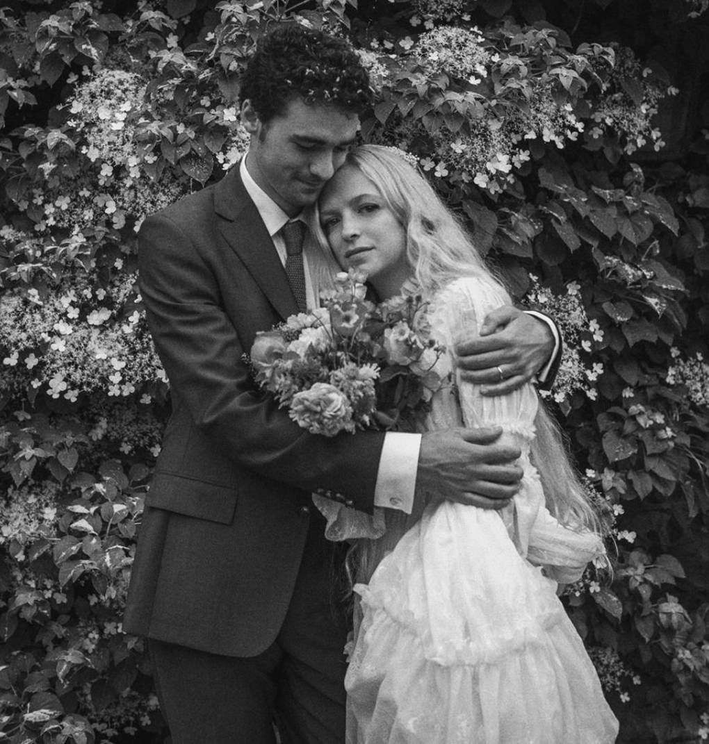 Make Your Own Wedding Dress: Hannah Weiland On How It Feels To Design Your Own Wedding