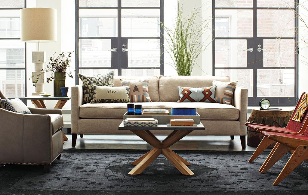 Axis Coffee Table   From West Elm