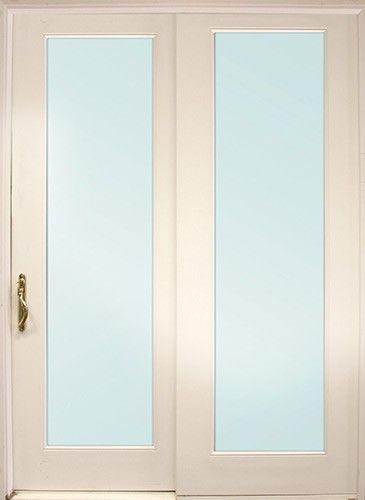 8 Foot Tall Fiberglass Sliding Patio Door Includes Hardware 599