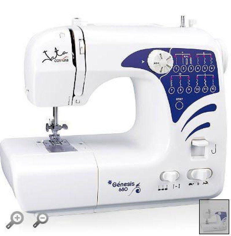 Ayuda, por favor, mini máquina de coser de Jata | Mini