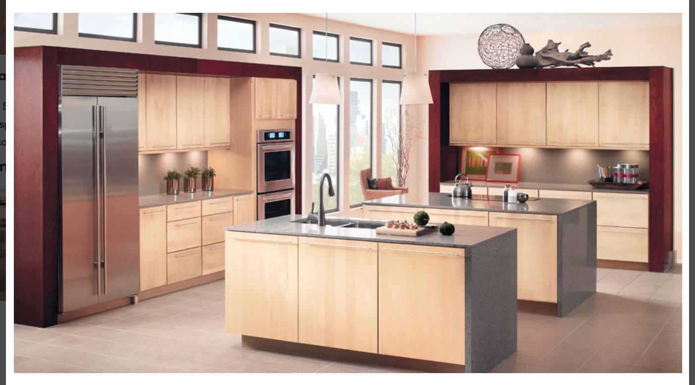 Pin By Ritsu Katsumata On Oakwood Kitchen Selects Kraftmaid Kitchen Cabinet Design Modern Kitchen Interiors