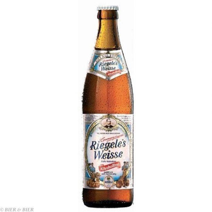Riegele Weisse Alkoholfrei