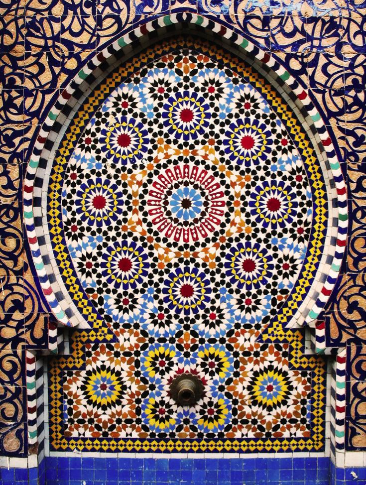 оранжевых мозаика востока картинки фото поверхности
