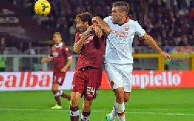 Prima Pagina Torino Calcio Roma
