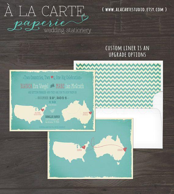 59be3ff60621eec99271376f27dcd471 destination wedding invitation map style wedding invitation,Wedding Invitation Cards Usa