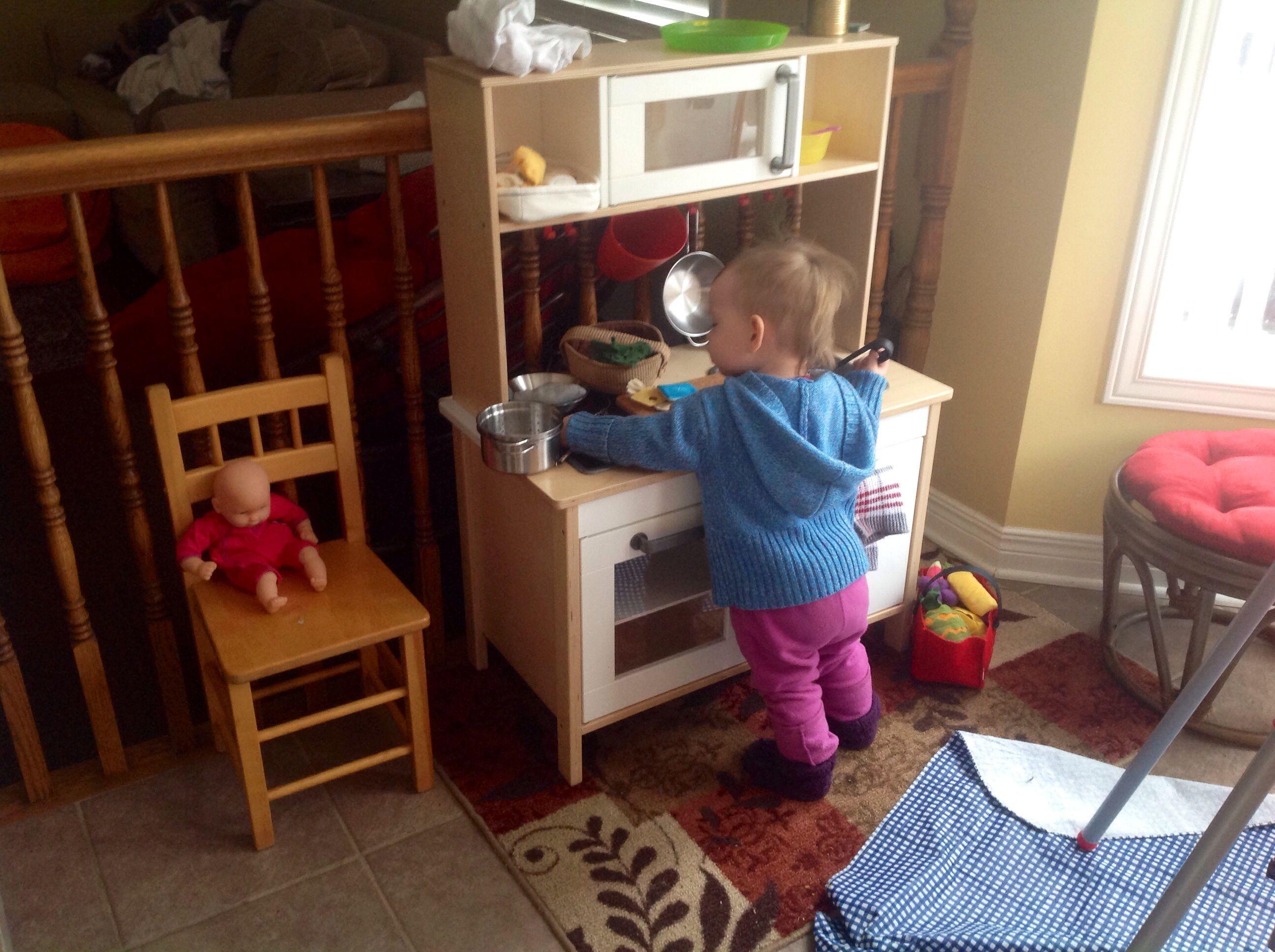 Impressive Image Ikea Duktig Mini Play Kitchen Review