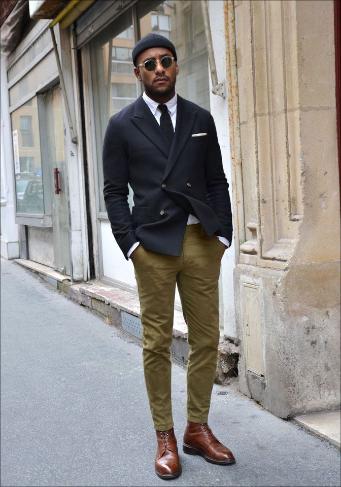 green   blue, business casual // men's double-breasted suit jacket ...