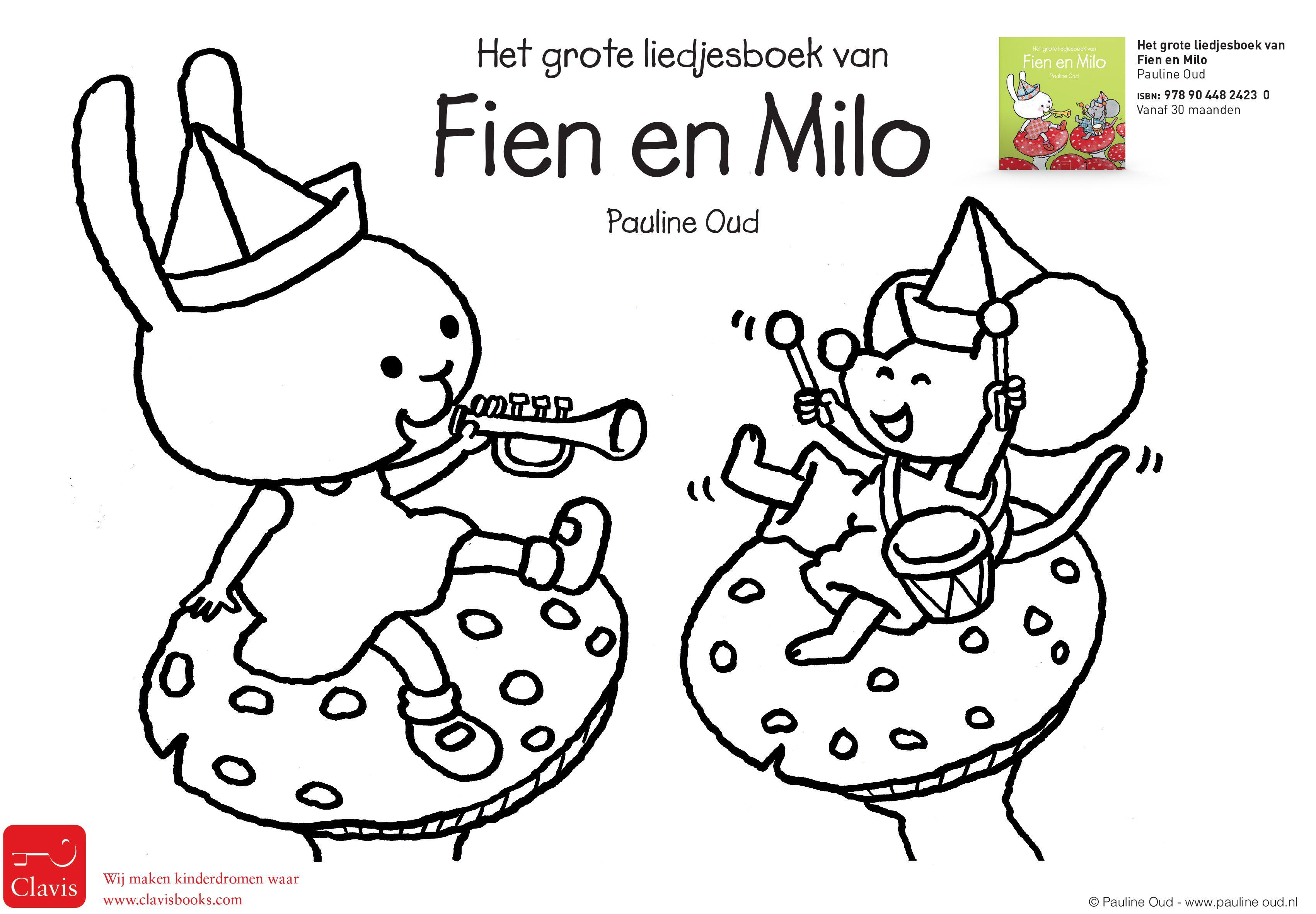 fien en milo zijn dol op zingen eendjes die zwemmen