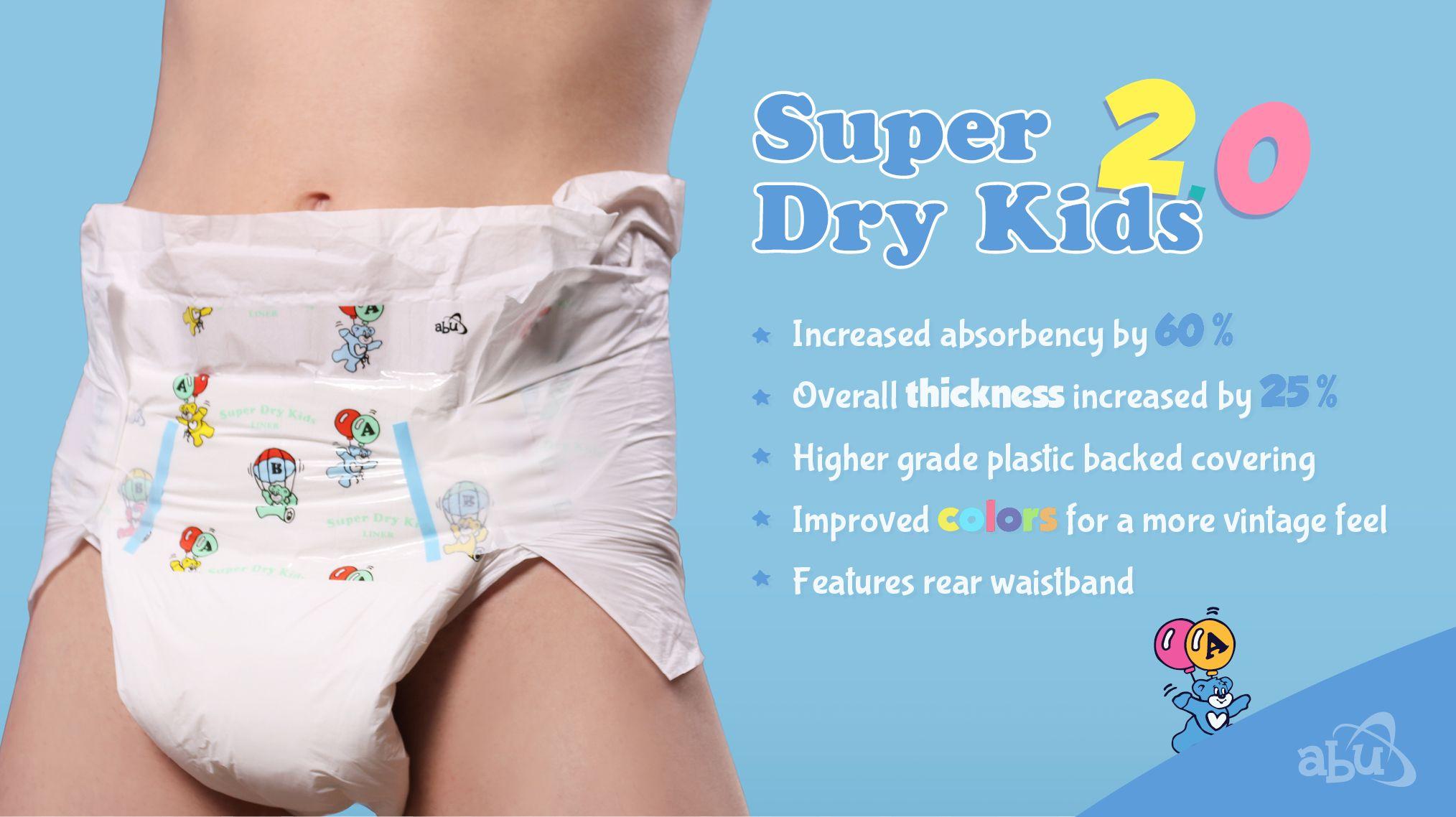 store adult super diaper