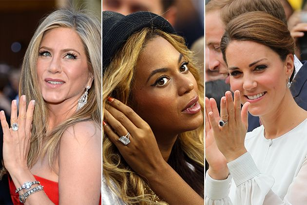 Every Engagement Ring Style and the Celebrities Who Wear Them