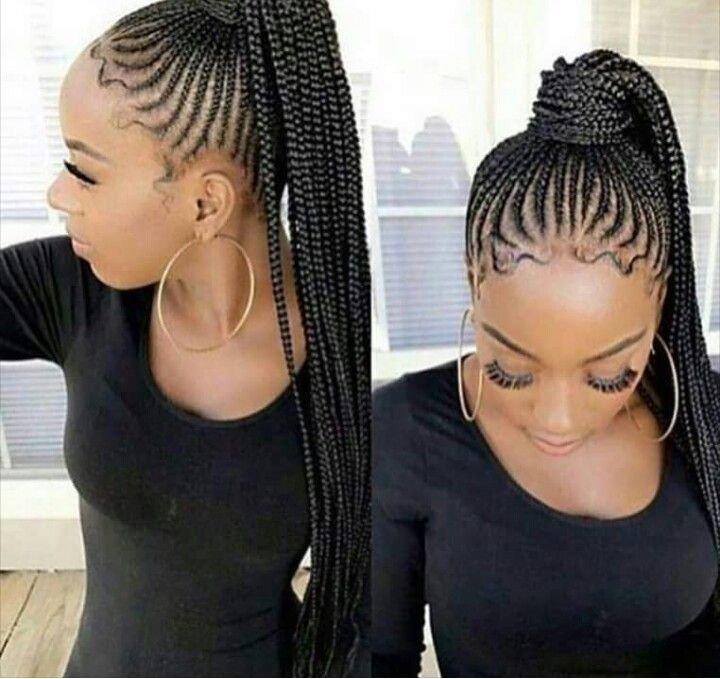 Natural Hair Styles By Simply Nubi On Headtop