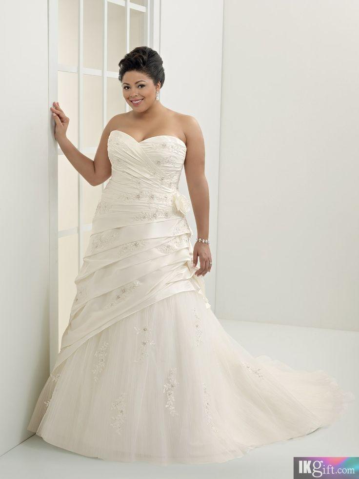 wedding dress plus size wedding dress