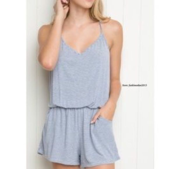 4b3ca5efaa4 New brandy Melville romper new