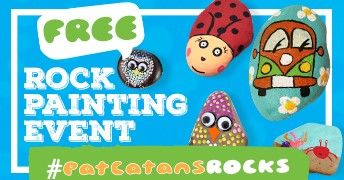 image regarding Pat Catans Coupons Printable named Pat Catans Rocks Portray Celebration contests and present aways