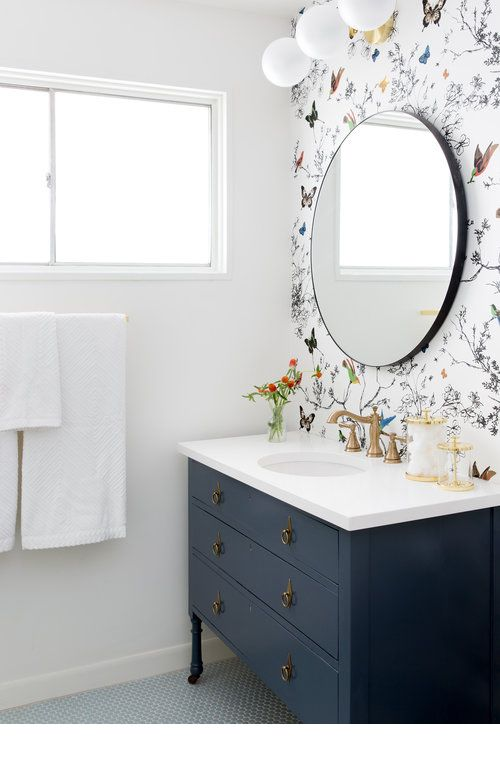 How To Refresh Your Bathroom For Less Than 100