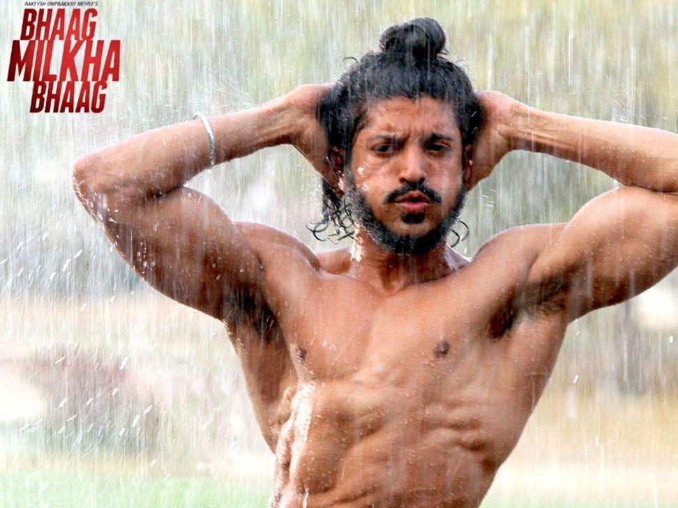 Zinda song of bhaag milkha bhaag movie