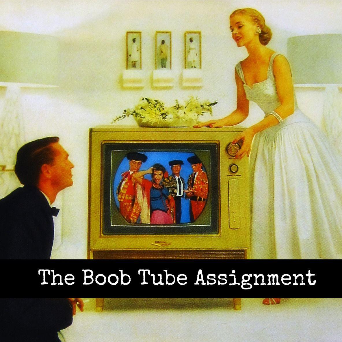 Boob tube food group