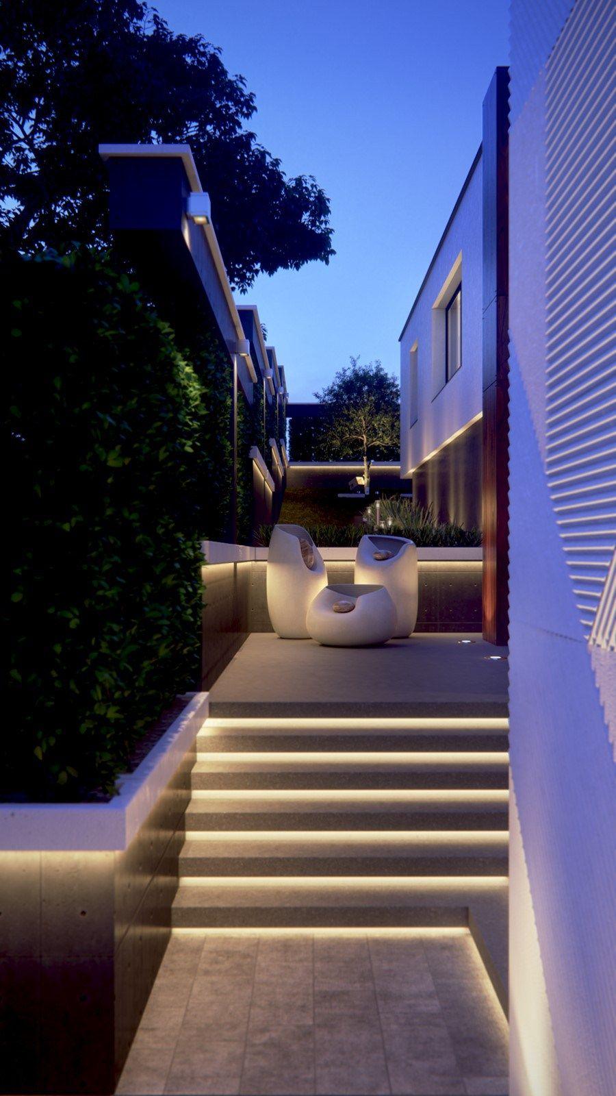Hill House By Musa Studio 25 Avec Images Abris De Jardin Design Eclairage Piscine Eclairage Exterieur