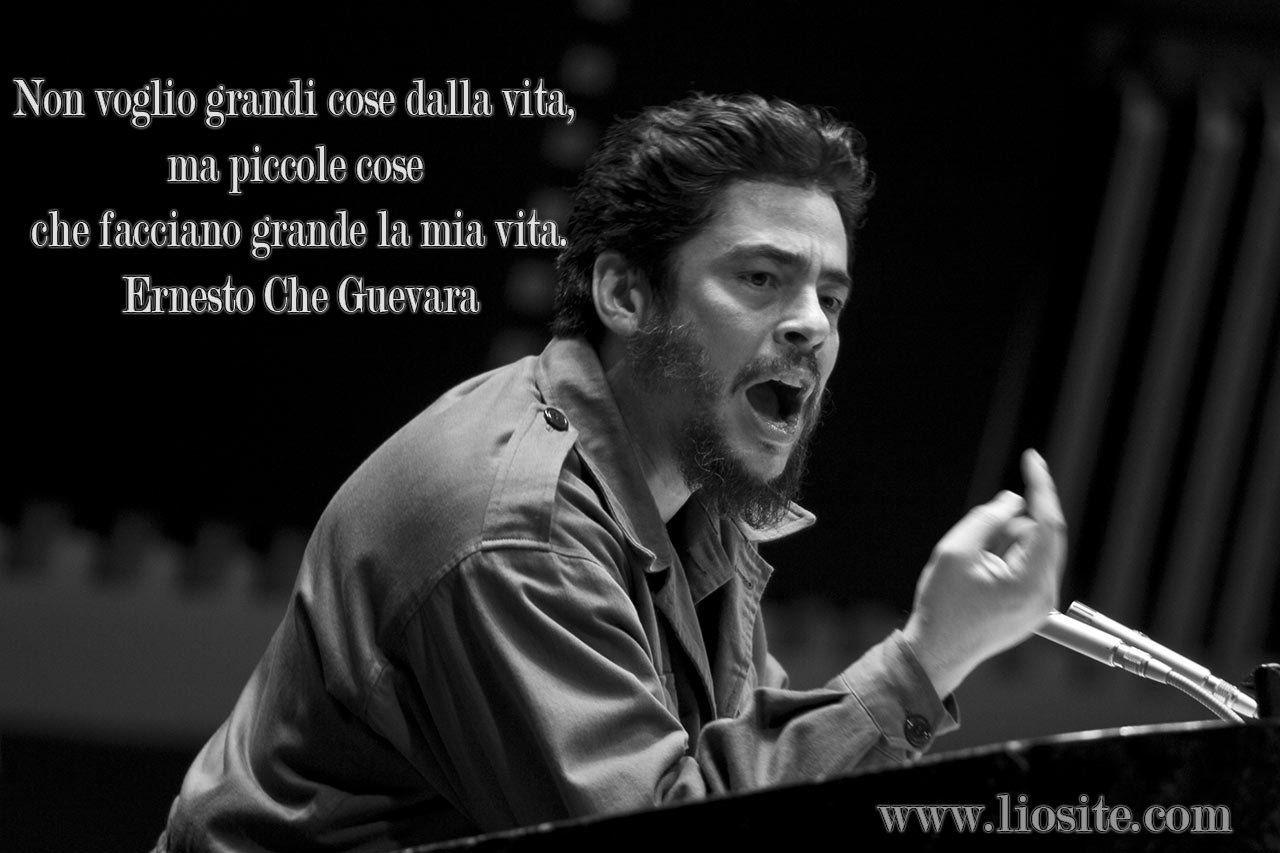 Che Guevara Non Voglio Citazioni Famose Citazioni Sagge E Che