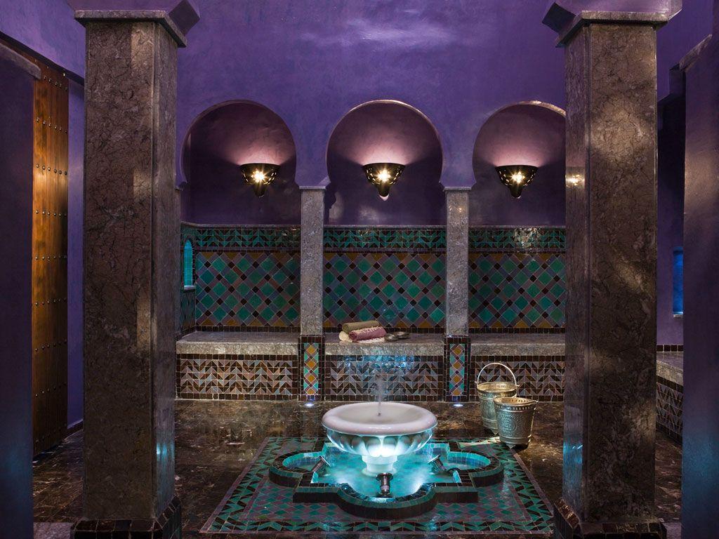 Hammam au sofitel rabat jardin des roses maroc maroc - Mosaique pas chere salle de bain ...