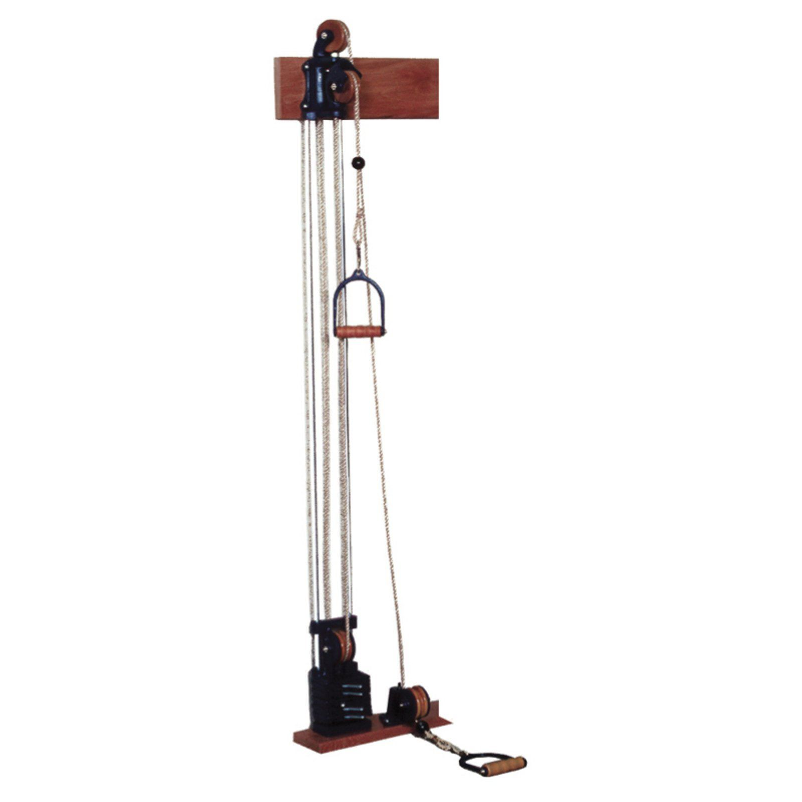 Cando Wheelchair One Tower Chest Weight Pulley System Dual