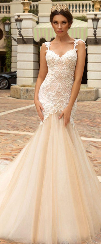 Pin von Pamela Bell English auf Wedding Dresses | Pinterest