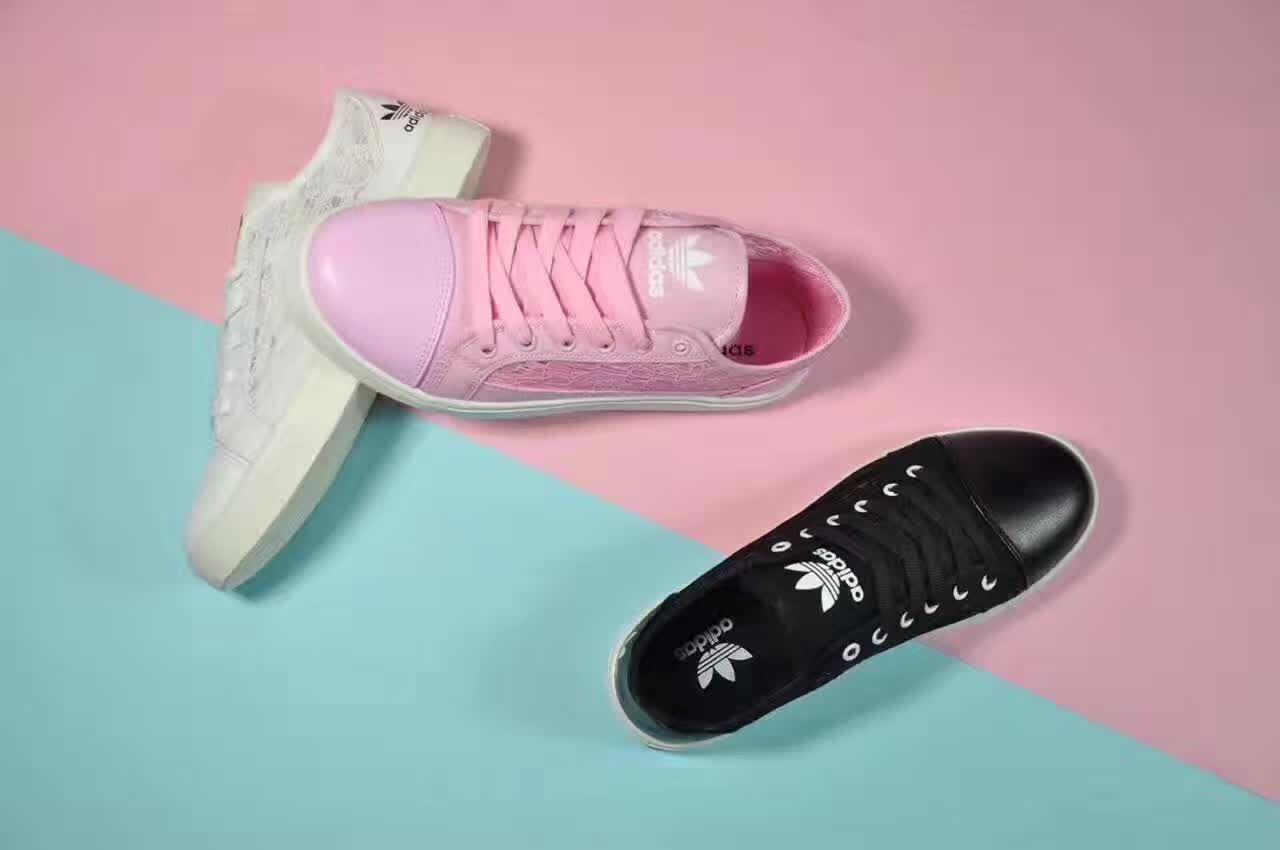 adidas sneakers dentelle