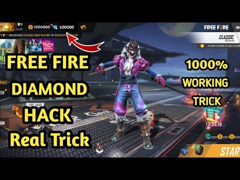 How To Hack Free Fire Unlimited Diamonds 1000 Working