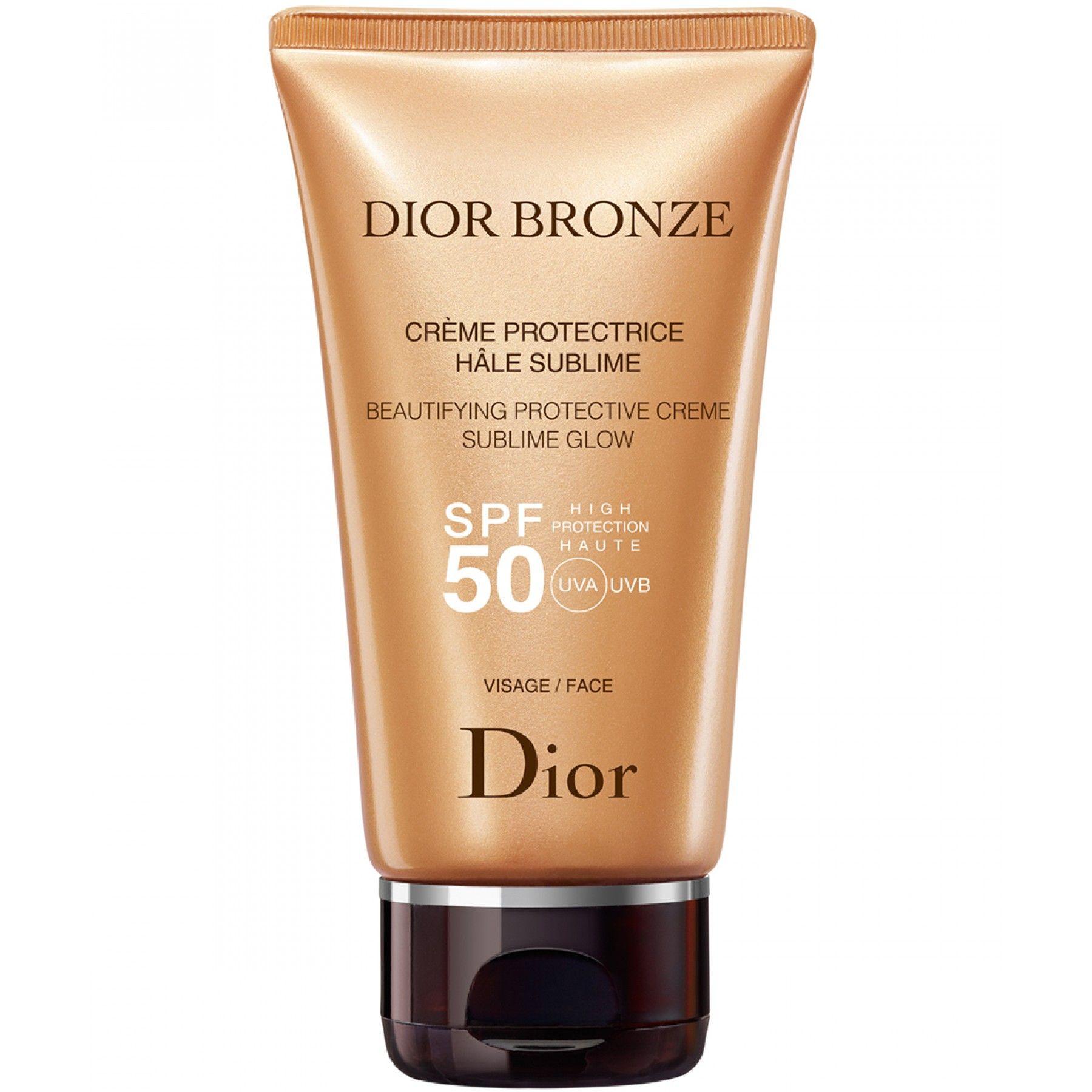Christian Dior Crema Rostro Bronce Spf50 Crema Protectora Solar