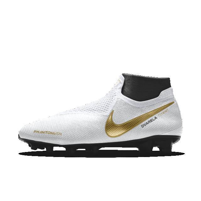 Nike Phantom Vision Elite FG iD Botas de fútbol para terreno firme ... e449144546431