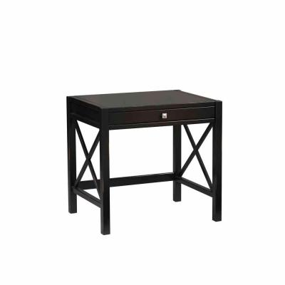 Home Decorators Collection Anna Series Laptop Desk in Antique Black Finish-86111C124-01-KD-U at The Home Depot