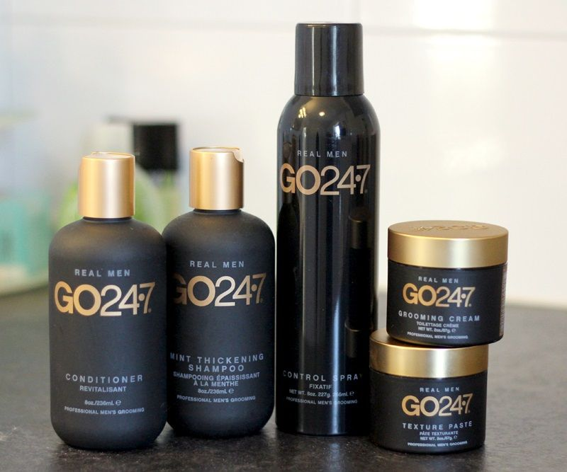 Men's Hair Styling Cream Hair Styling Gift Set For Men From Go247 #giftideasforhim #giftideas