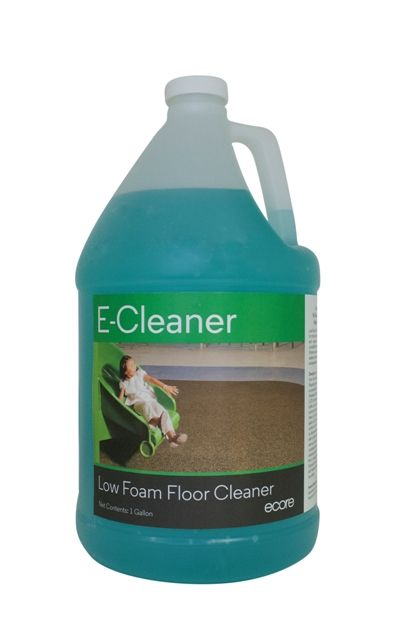 Rubber Floor Cleaner Ecore E Cleaner Low Foam Floor Cleaner 1 Gallon Foam Flooring Floor Cleaner Foam