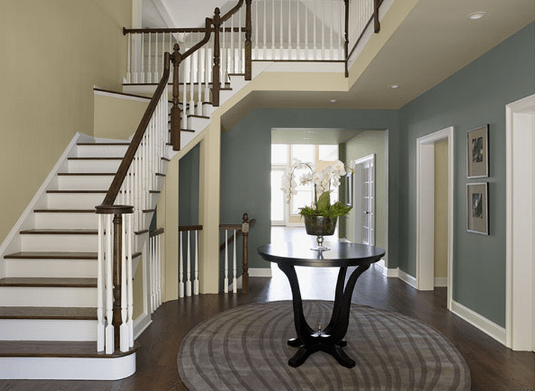 See the Best Cool Paint Colors From Benjamin Moore