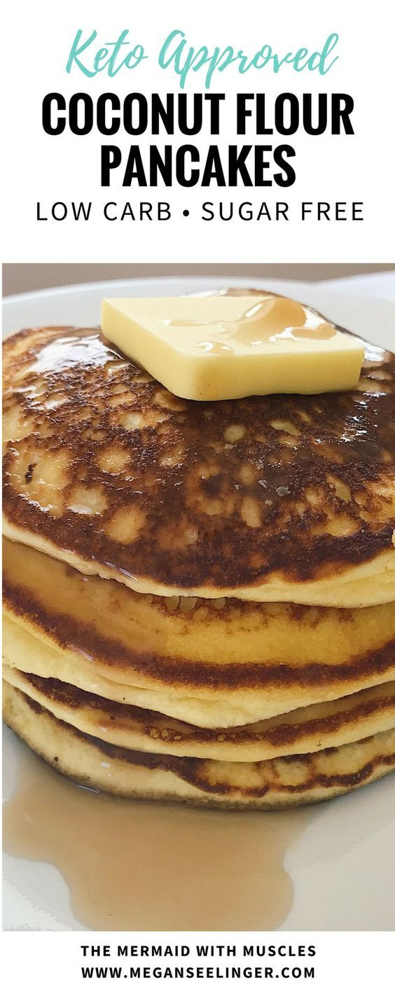 The Best Keto Pancakes Recipe With Coconut Flour — Megan Seelinger Coaching