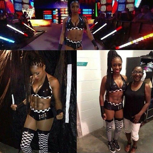 WWEs Trinity Fatu aka Naomi releases song