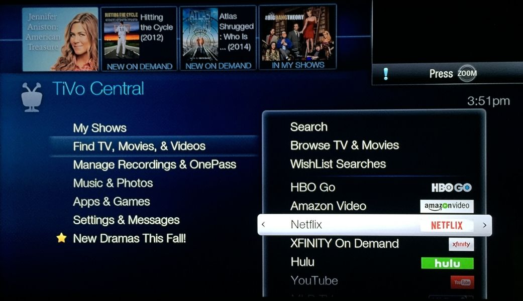 How to Set Up the TiVo BOLT with Hisense 50H7C 4K Smart TV