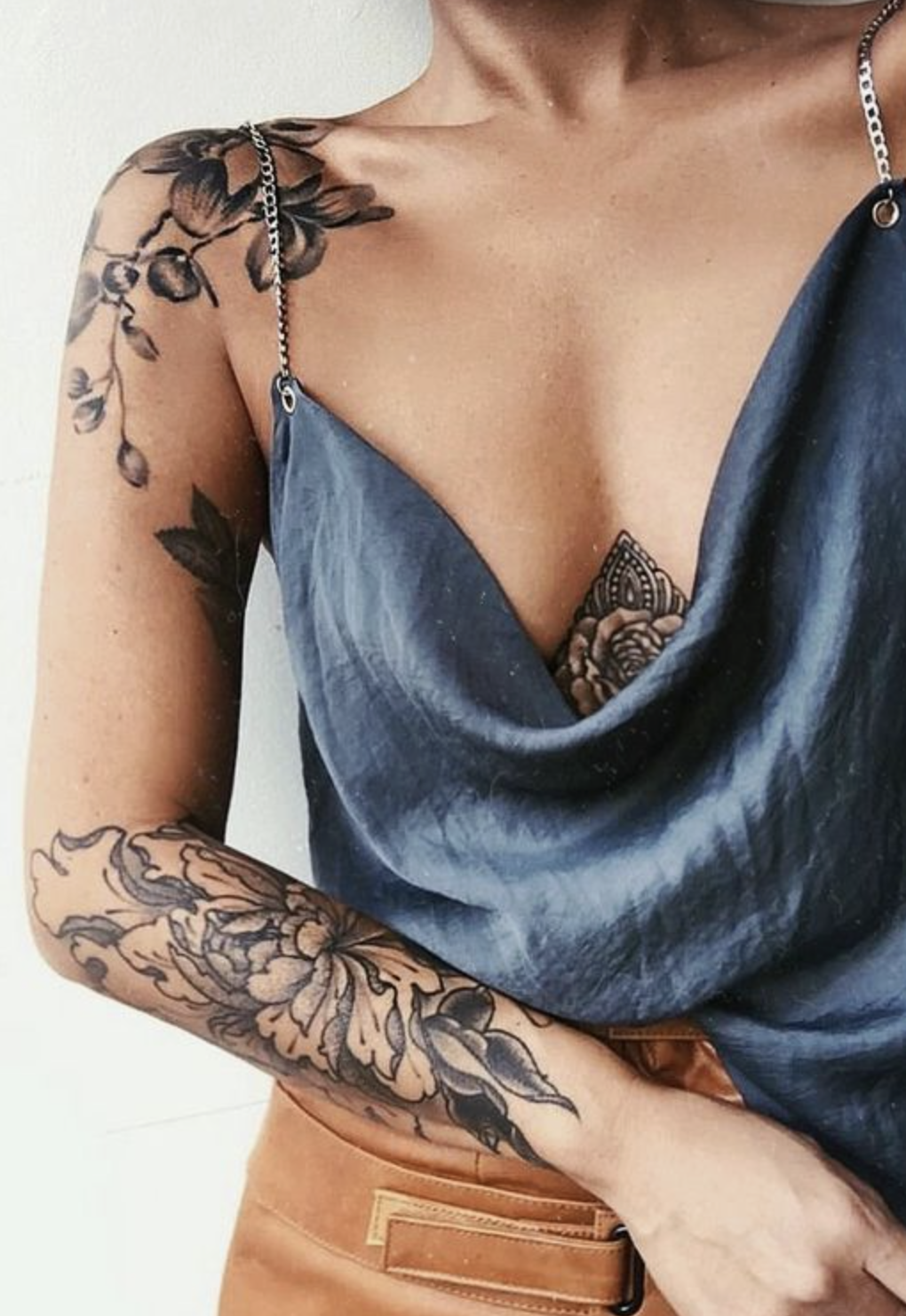 I Xi Xvii Tattoos Sleeve Tattoos For Women Trendy Tattoos