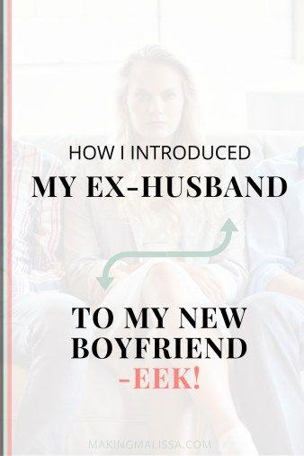 Dating an ex boyfriend after divorce