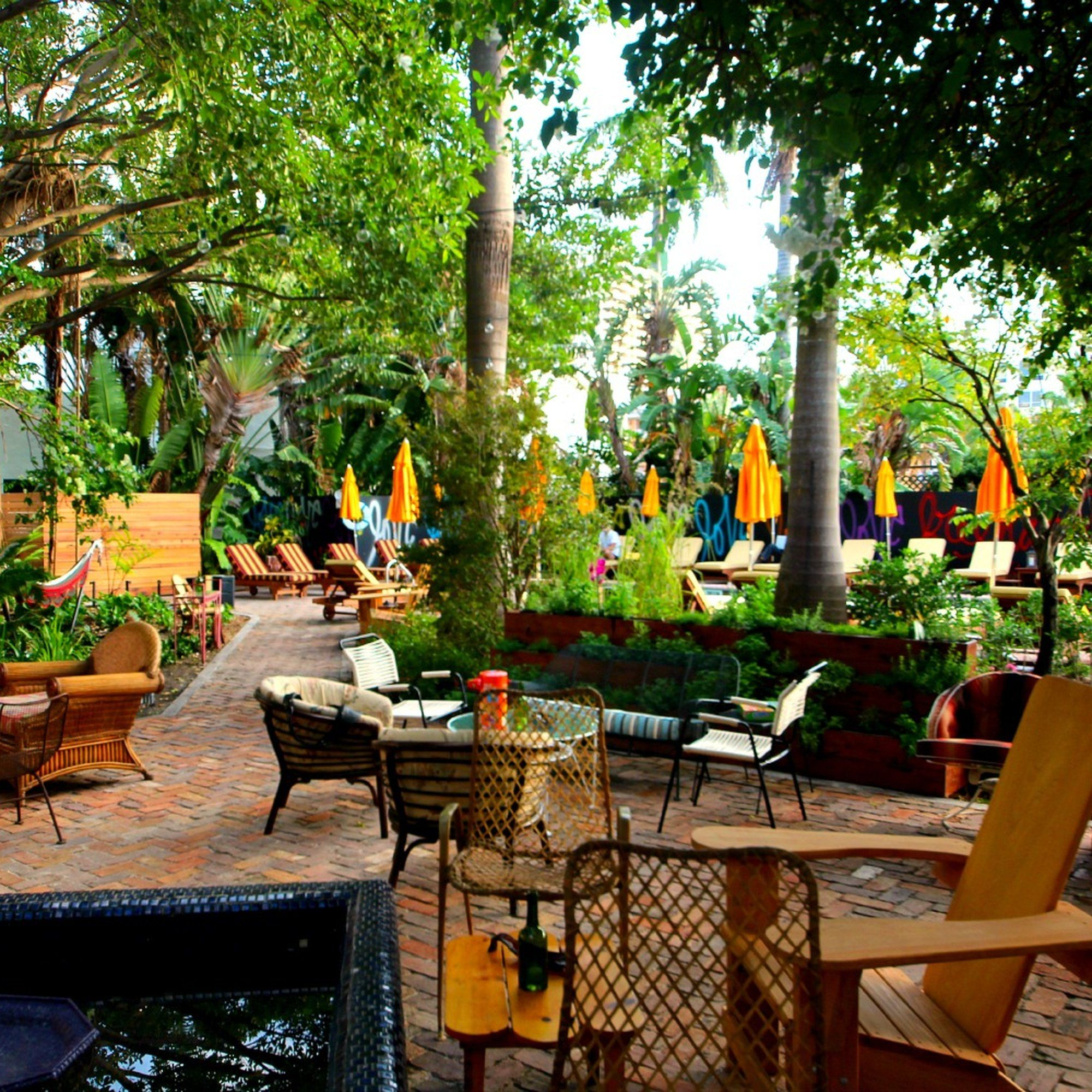 The Mid-beach bar gets a permanent home, brings bocce   Miami, Miami ...
