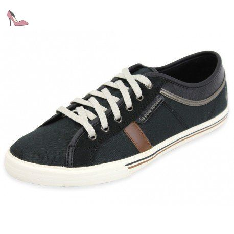 40 Ferdinand Coq Le Taille Noir Chaussures Waxy Sportif YRxqE