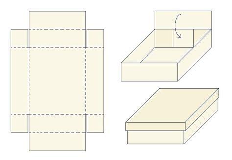 Schachteln Basteln Schachtel Selber Basteln