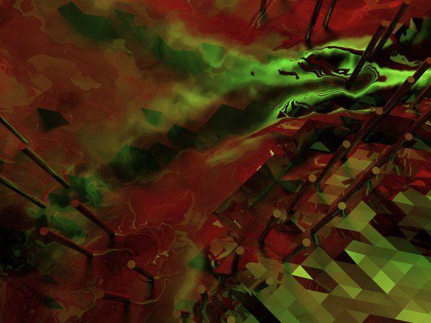 3d Artwork - Anxiety - Edoardo Montanino - 3ds Max - Mental Ray http://edoardomontanino.daportfolio.com/