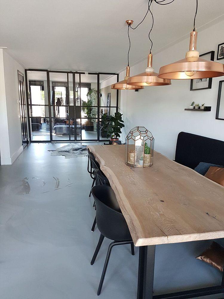 TNW Interieur; Stalen wand met 2 taatsdeuren   Esszimmer   Pinterest ...