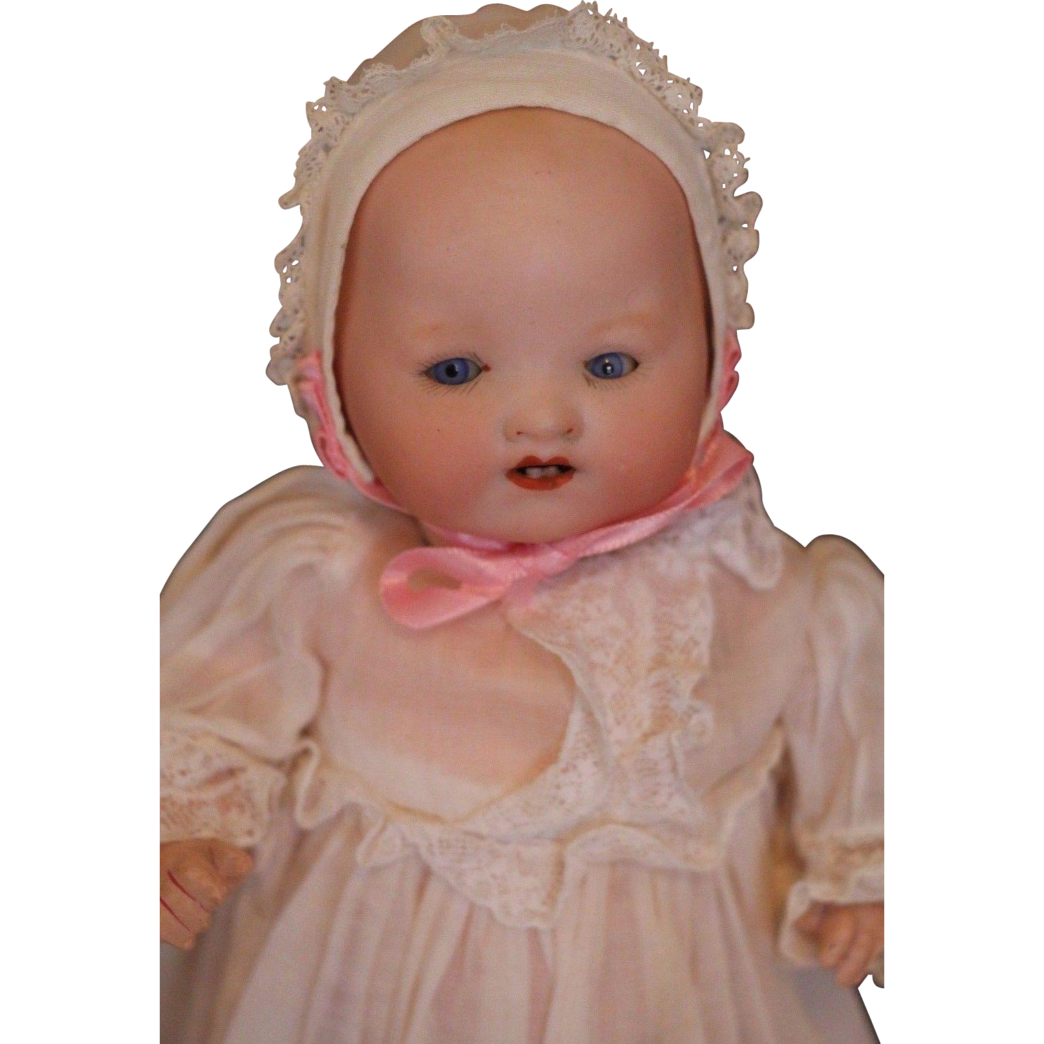 Antique Armand Marseille 351 Doll 8 1 2 IN Antique German Bisque