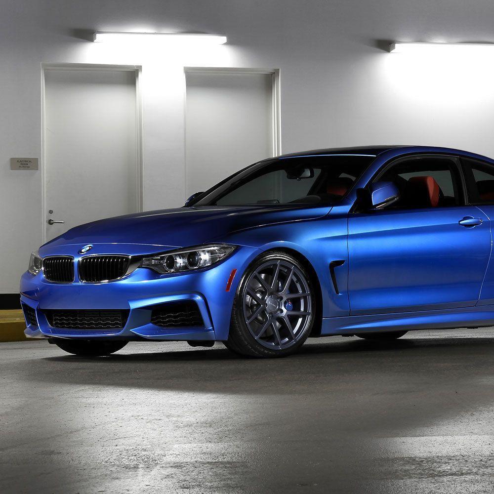 "Bmwcars: 20"" VELGEN VMB5 SILVER CONCAVE WHEELS RIMS FITS BMW F32"