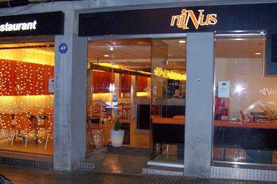 GULA GASTRONÓMICA: NINUS RESTAURANT (ESPLUGUES DE LLOBREGAT, BARCELON...