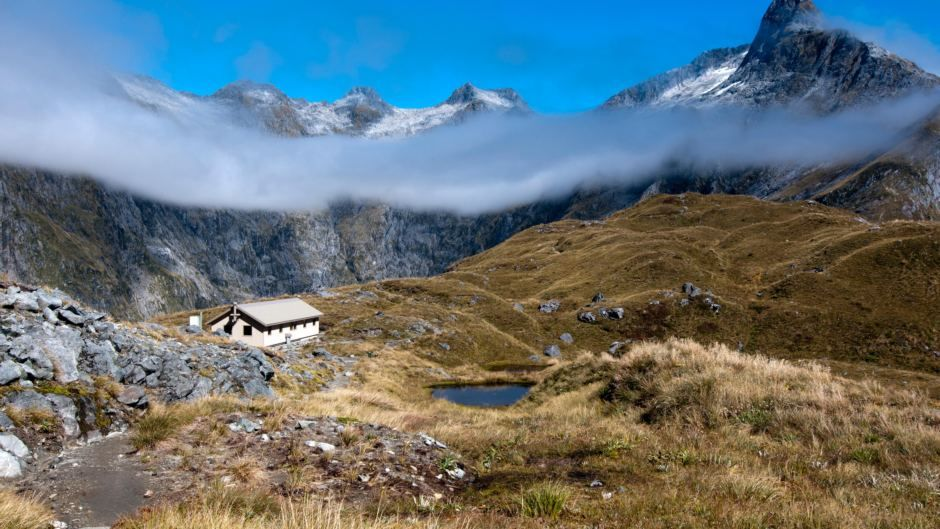 Milford Hike (4 days) - MUST DO hike in NZ!